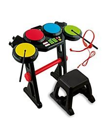 Rhythm Pro Electronic Drum Set