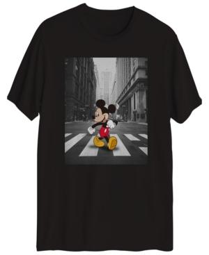Men's Mickey Mouse Nyc City Walk T-shirt