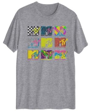 Men's Mtv Classic Wild Logo T-shirt