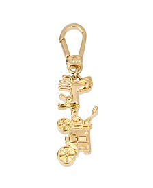 Collectible Horse Carriage Charm