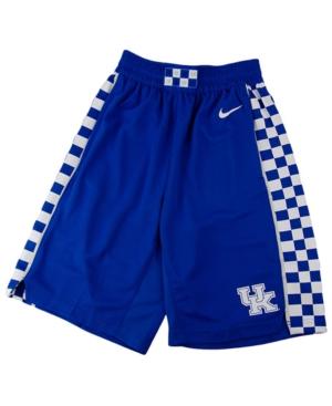 Nike Kentucky Wildcats Youth Replica Basketball Shorts