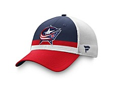Columbus Blue Jackets 2020 Draft Trucker Cap