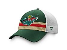 Minnesota Wild 2020 Draft Trucker Cap