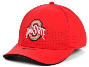 Nike Ohio State Buckeyes Sideline Aero Flex Cap
