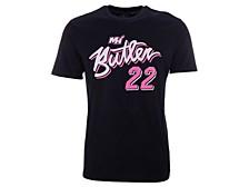Miami Heat Men's City Player Script Super Rival T-Shirt Jimmy Butler