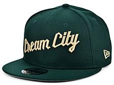 Milwaukee Bucks Series Custom 9FIFTY Cap