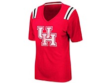 Women's Houston Cougars Rock Paper Scissors T-Shirt
