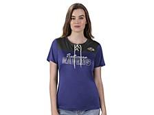 Women's Baltimore Ravens Wild Card Jersey
