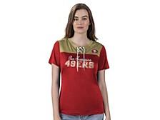 San Francisco 49ers Women's Wild Card Jersey