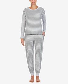 Striped Pajamas Set