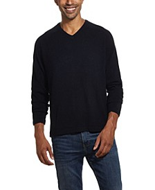 Men's Soft Touch V-Neck Sweater