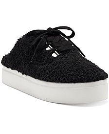 Women's Tolini Lace-Up Slip-On Sneakers