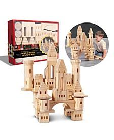 Toy Wood Blocks 60pc