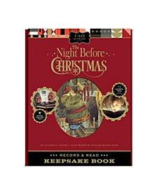 Book A Night Before Christmas Record and Read