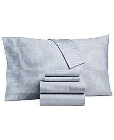 CLOSEOUT! Charter Club 4-Pc. Queen Sheet Set, 325-Thread Count 100% Cotton, Created for Macy's