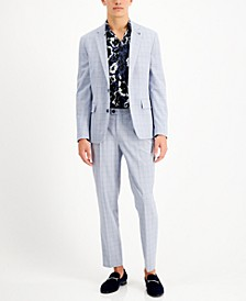 INC Men's Baker Slim-Fit Suit Jacket, Created for Macy's