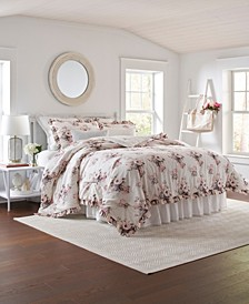 Viola Full/Queen Comforter Set, 3 Piece