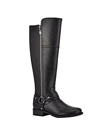 Women's Harlea Regular Tall Riding Boots
