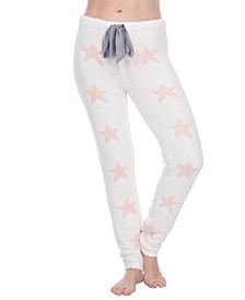 Snow Angel Chenille Super-Soft  Loungewear Jogger Pants