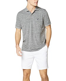 Men's Classic-Fit Solid Golf Polo