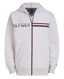 Big Boys Cooper Full Zip Hoodie