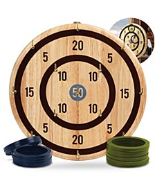 Wall Ring Toss Game
