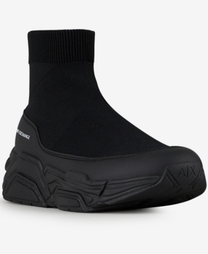 Men's Pull-On Fashion Sneakers Men's Shoes