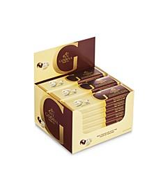 Set of 24, Milk Chocolate with The Taste of Popcorn Bars