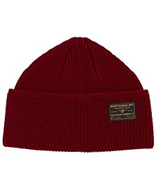 Men's Vintage-like Cold Weather Cuff Hat