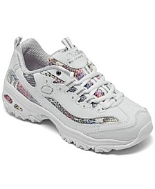 Women's D'Lites - Smooth Glide Walking Sneakers from Finish Line