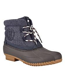Women's Rehma Duck Boots