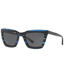 Women's Sunglasses, HC8203 54 L1630