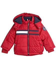 Baby Boys Tommy Logo Puffer Jacket