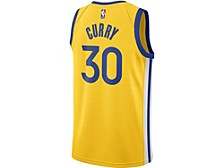 Golden State Warriors Men's Statement Swingman Jersey Stephen Curry