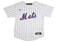 New York Mets Kids Official Blank Jersey