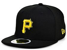Pittsburgh Pirates Authentic Collection 59FIFTY Cap