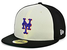 New York Mets Coop Front 59FIFTY Cap
