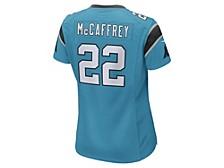 Carolina Panthers Women's Game Jersey Christian McCaffrey