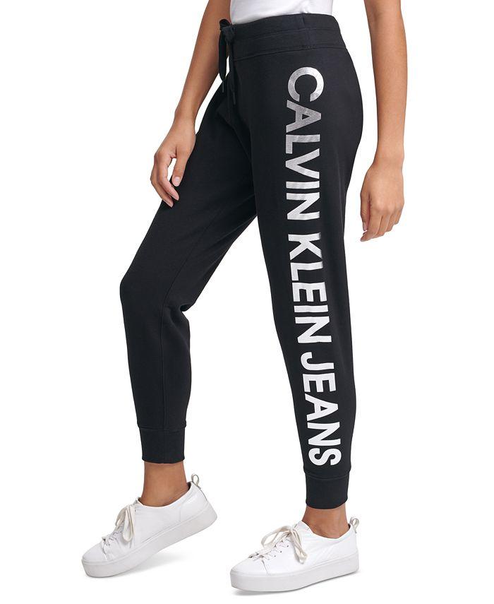 Calvin Klein Jeans - Logo-Print Joggers