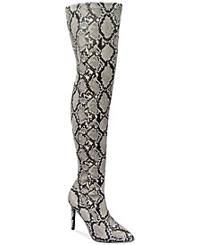 Rominaa Over-The-Knee Boots, Created for Macy's