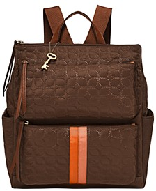 Women's Jenna Quilting Backpack