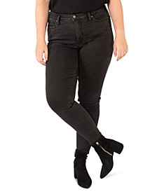 Plus Size High Note Skinny Jeans