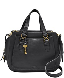 Women's Brooke Leather Satchel
