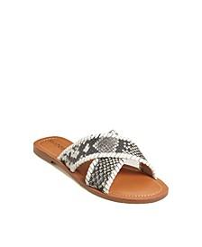 Women's Snake Sloane Sandal