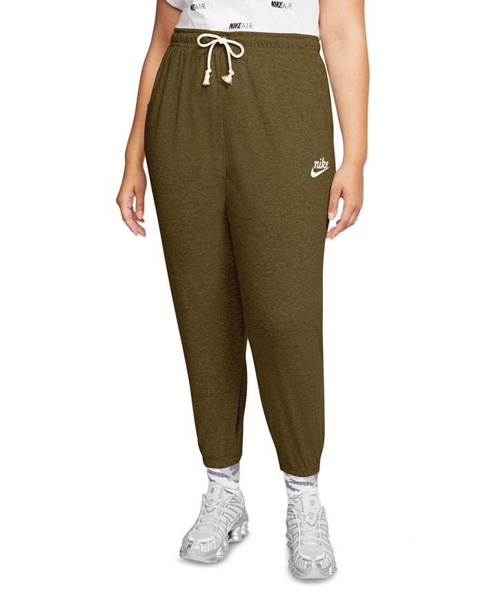 Nike - Plus Size Sportswear Gym Vintage Pants