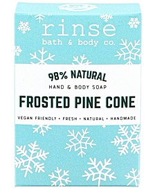 Frosted Pinecone Soap