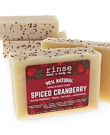 Spiced Cranberry Soap Bar