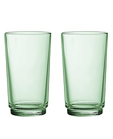 It's My Match Tumbler, Mineral Green Set of 2