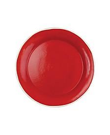 Chroma Red Dinner Plate