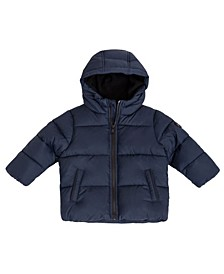 Baby Boys Heavy Weight Puffer Jacket